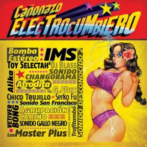 "Varios Artistas, ""Cañonazo Electrocumbiero"", México, EMI Music México, 2012"