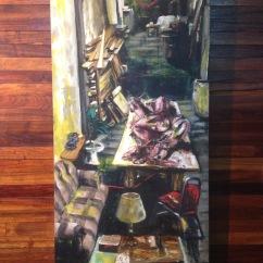 """Nizaac Vallejo, """"Residuos Corporales"""", 2014"""