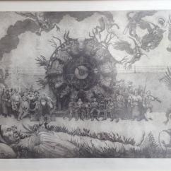 """Emiliano Martínez, """"Behemoth/Los Caminos de Dios"""", 2015"""