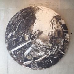 """Manuela García Romo, """"19 de Septiembre"""", 2015"""