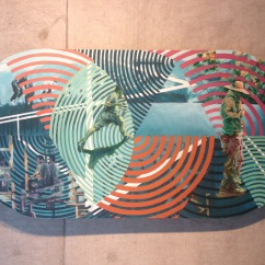 """Erandi Selene Romero González, """"Frontera. No. 1"""", 2015"""
