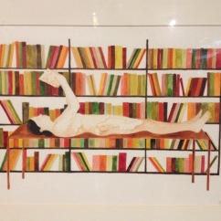 """Mónica Dower, """"Serie Las Derivas de Oriana/Lectura/Mapa de Viaje/Sueño"""", 2009"""