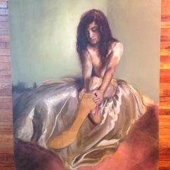 "Verna Barrera, ""Viernes 6:00 pm"", 2015"