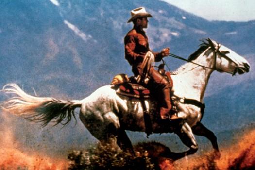 """Richard Prince, Sin Título (""""Cowboys""""), 1980-1986. Refotografías a partir de anuncios de Marlboro"""
