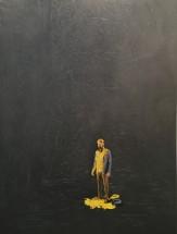 """Hugo Lugo, """"Acto para ensayar lo invisible I"""", 2015. En ZONA MACO"""