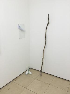 JoséGarcía. En Material Art Fair.