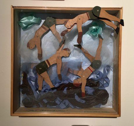 """Marcela Lobo, """"Los clavadistas"""", 2012"""