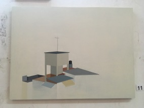 Salón ACME. Jimena Rincón, UNTITLED/MUNDO FLOTANTE I y II, 2016