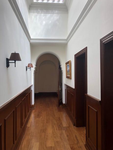 Casa Lázaro Cárdenas. Fotografía Cuauhtémoc Islas
