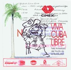 """Margaret """"Peggy"""" Herrick, 2007. De Cuba."""